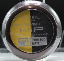 L'Oreal HIP Matte Eye Shadow Duo #907 Striking