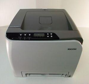 Ricoh Aficio SP C242DN Colour Laser Printer