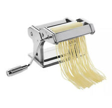 AMOS AM16076 3-1 Stainless Steel Pasta Maker - Silver