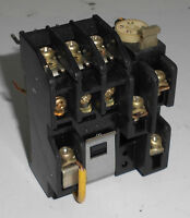 Fuji Electric Overload Relay, TR-0/3, 1.4 - 2.2 A Range, Used, Warranty