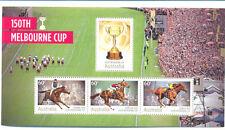 Australia-Melbourne Cup Horseracing min sheet mnh-Horses-3510