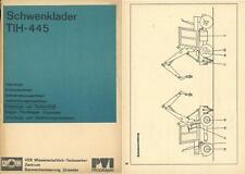 Vorsorgliche Instandhaltung PVI Dresden Rumänien Mobildrehkran TIH 445 TIH445