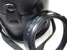 Minolta Zoom 28-85 Lens Hood & Case
