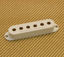 SD-01-W (1) Seymour Duncan White Logo Single Coil Strat Style Pickup Cover