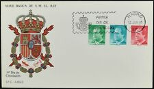 Spain 1985 Definitives FDC First Day Cover #C52483
