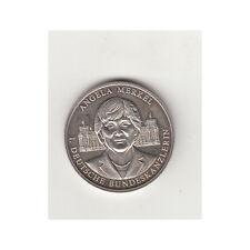 Medaille BRD Deutsche Bundeskanzlerin Angela Merkel Nr.87/4/17