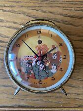 Vintage Chinese Communist Propaganda Alarm Clock