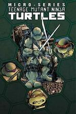Teenage Mutant Ninja Turtles: Micro Series Volume 1, Waltz, Tom, Lynch, Brian, G