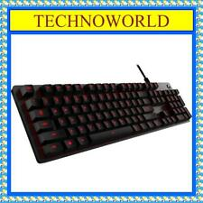 NEW LOGITECH G413 BACKLIT CARBON MECHANICAL GAMING KEYBOARD◉ROMER-G-SWITCHES