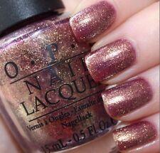 OPI Serena France Glam Slam! ~RALLY PRETTY PINK~ Shimmering Pink Nail Polish S19