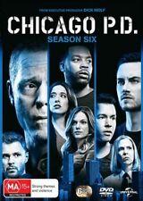Chicago P.D. Season 6 BRAND NEW Region 4 DVD GENUINE