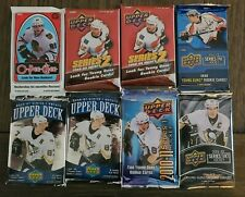 8 Pack Upper Deck/O-Pee-Chee Hobby Pack Variety Lot - See Description!