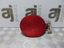 NISSAN NOTE N TECH 1.4 2013 FUEL FLAP AND CAP  NAJ (MAGNETIC RED)