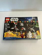 Lego Star Wars Advent calendar 2011  7958