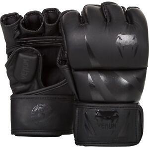Venum Challenger MMA Gloves - Black/Black , Gr. S - L, MMA, Freefight,