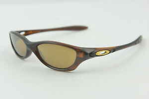 Oakley Fate Women's Sunglasses Rootbeer/Gold Iridium VINTAGE