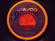 The Stylistics - You are everything / Country living       US  AVCO 45