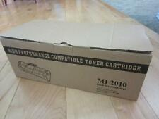 TONER CARTRIDGE ML2010 BLACK USE IN L1610 1615 2010 2510 2570 2571 + NEW PKG