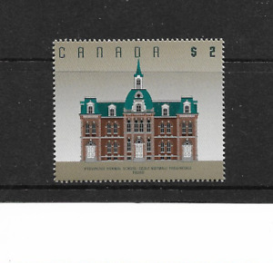 1991 Canada - Architecture  - Provincial Normal School - Mint and Never Hinged.