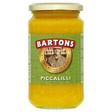 Barton's Traditonal Piccalilli 1x269gram Jar