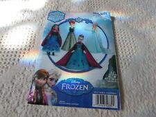 """11"""" DOLL Barbie Disney Frozen Clothes Sewing Simplicity 1234/S0734 Pattern NEW"""