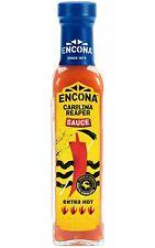 Encona Carolina Reaper Chilli 142 ml salsa piccante Limited Edition salsa hot