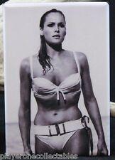 "Ursula Andress ""Dr. No"" B & W Photo 2"" X 3"" Fridge / Locker Magnet. James Bond"