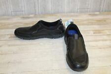 Rockport RocSports Lite 2 Moc Toe Slip On Shoes - Men's Size 10.5 M, Black