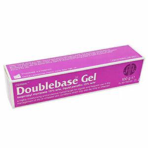 Dermal Base Double Gel 100g - Treatment Of Eczema Psoriasis Dermatitis Dry Skin