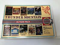 THUNDER MOUNTAIN ACTION PACK Volume 1 IBM & Compatibles 10 PACK PC Games