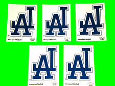 LOS ANGELES DODGERS CAR WINDOW GLASS DECAL STICKERS