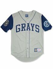HOMESTEAD GRAYS NEGRO LEAGUE BASEBALL HERITAGE JERSEY Baseball Jersey NLBM