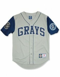 HOMESTEAD GRAYS NEGRO LEAGUE BASEBALL HERITAGE JERSEY Baseball Jersey NLBM