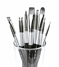 Art Paint Brushes Set for Acrylic Oil Watercolor Artist Face and Body
