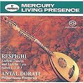 Ottorino Respighi - : Ancient Dances & Airs [SACD] (2004)