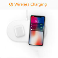 Qi Wireless Charger Charging Case Cover Replace For Apple Airpods (ONLY CASE)