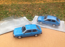 1/43 VOLVO 343 1976 couleur bleu !!!