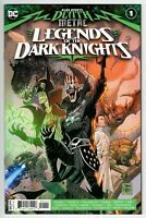 Dark Nights DEATH METAL Legends of the Dark Knights #1 1st Appearance ROBIN KING