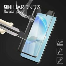 For Samsung Galaxy S20 S10 S9 Plus Tempered Glass Screen Protector Film Curve