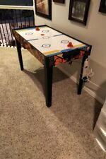 KIDS AIR HOCKEY TABLE ARCADE GAME MACHINE BOY GIRL ELECTRONIC