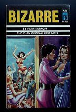 Vintage UNREAD paperback BIZARRE 1964 ERIC STANTON lesbian Beatnik reefer sleaze