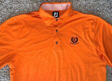 FootJoy Men's Polo Shirt - Size Medium