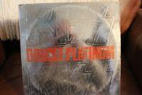 Kiss Double Platinum 2LP Gatefold Casablanca NBLP 7100 1978 Cover G+ Vinyl VG