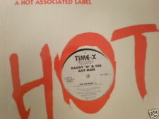 "12"" Daddy O and the Ant Man Time-X 12106 Jam on Bass"
