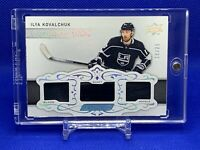 Ilya Kovalchuk Engrained COMPLETE STICKS 16/25 SSP Rare Find LA Kings