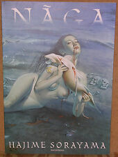 Naga by Hajime Sorayama-1997-Illustrated