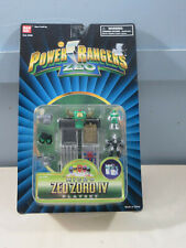 Bandai 1996 Power Rangers Micro Zeo Zord IV Playset MOC SEALED