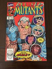 The New Mutants #87 (Mar 1990, Marvel) 1st Cable Higher Grade Check it Out!