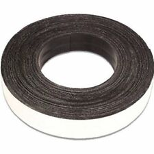 "Small Parts 7019 Flexible Magnet Tape - 1/16"" thick x 1"" wide x 10 feet (1 roll)"