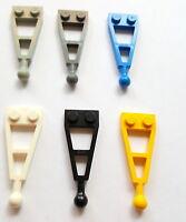 Lego 2508 Kupplung Deichsel mit Kugel Anhängerkupplung viele Farben Auswahl 88